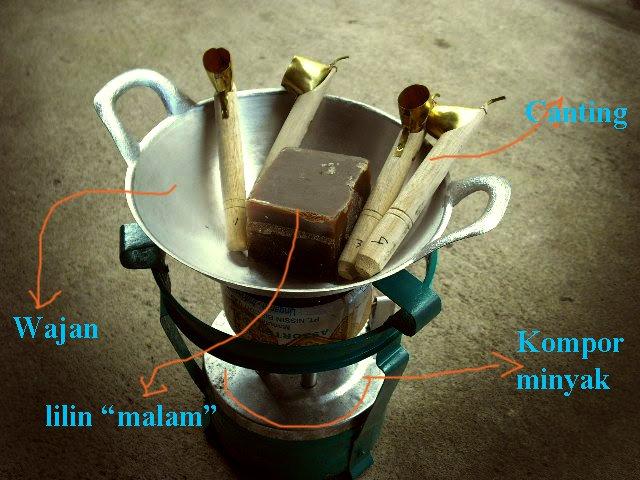 Cara Membuat Batik Tulis